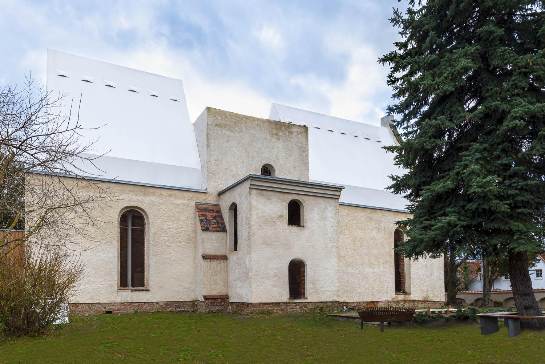 """""""Fahrradkirche Markleeberg"""" für W&V Architekten Leipzig"""